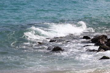 Море у берегов