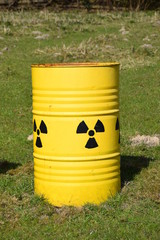 Atomfaß