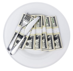 Expensive food