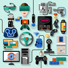 Gaming Gadgets Set