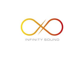 infinity sound white