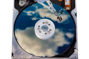 Datendieb im Cloud-Speicher auf frischer Tat