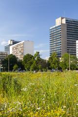 Punkthäuser_Riebeckplatz