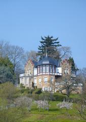 Villa Emilienruhe in Bad Bergzabern