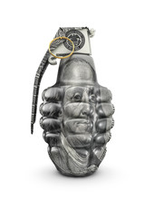 Hundred dollar grenade