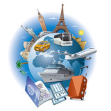 travel business - 81824477