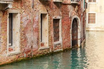 Channel. Venice. Italy
