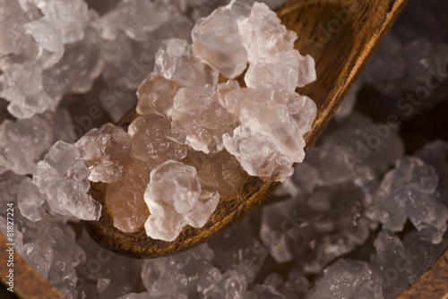 Leinwanddruck Bild Water kefir grains