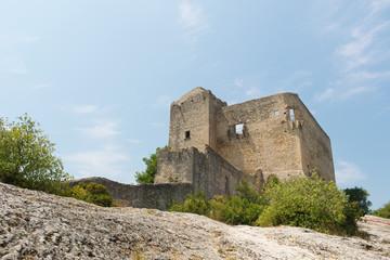 Old castle Vaison-la-Romaine