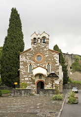 Chapel of the Holy Spirit in Gorizia. Italy