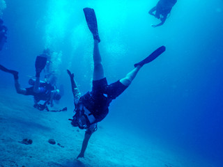 Open water 1