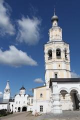 Spaso-Prilutsky  monastery city of Vologda Russia