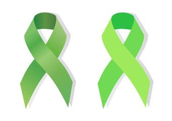 Green ribbon awareness