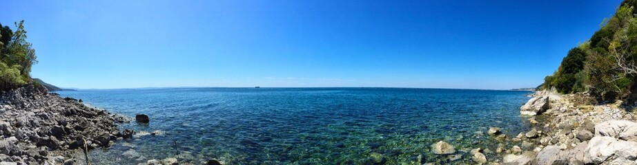 Amazing day at the beach - Trieste Italy