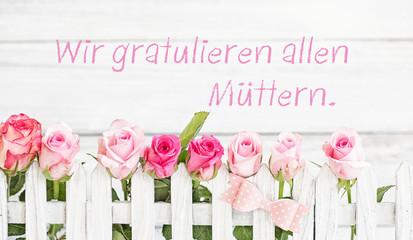 wir gratulieren allen müttern