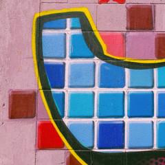 Urban art detail