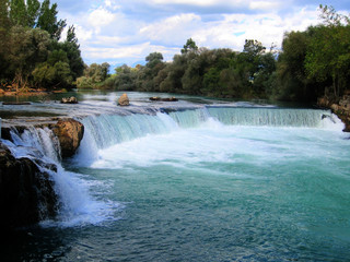 Manavgat Waterfall (Turkey)