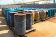 Several barrels of toxic - 81837001