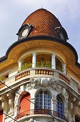 Ginebra, Suiza, arquitectura original, creatividad, estilo