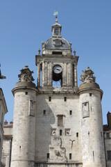 Charente-Maritime - La Rochelle - Grosse Horloge