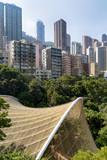 Hong Kong Park and Aviary poster