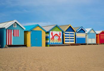 Melbourne beach cabins