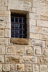 fenêtre d'Aigues Mortes