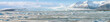 Leinwanddruck Bild - vatnajokull Glacier Iceland