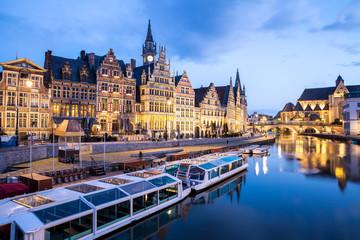 Ghent Belgium.