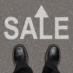 Sale Ahead