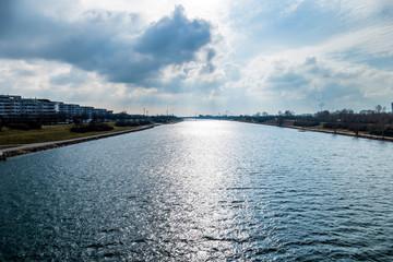Wien, Donau