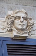 Historical palace. Bitritto. Puglia. Italy.