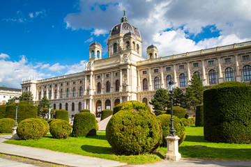 Naturhistorisches Museum, Natural History Museum  in Vienna