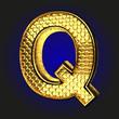q golden letter