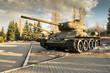 Russian T34 Tank - 81861004