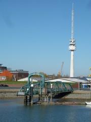 Brücke am Nassauhafen