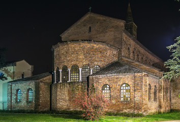 San Giovanni Evangelista, Ravenna, Italy