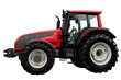 Modern heavy tractor. - 81862482