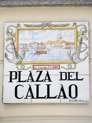 Plaza del Callao Madrid