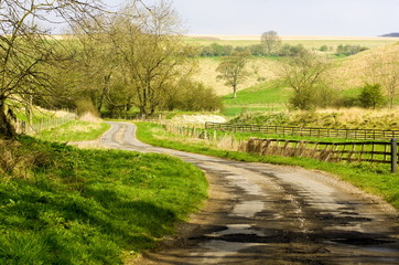 Thixendale Road, Yorkshire Wolds