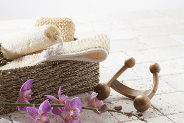 peeling for vitality at your home spa