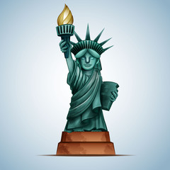 STATUE, OF LIBERTY icon