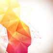 Abstract Geometric Background - 81866879