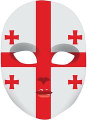 Georgia mask