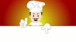 Ben Boy cook cooking cuisine chef funny cartoon