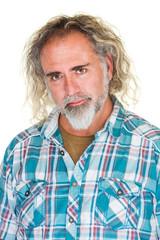 Attractive Bearded Man