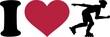 I love Inline Skater - 81869470