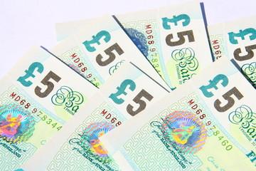 billets de 5 livre sterling,monnaie anglaise