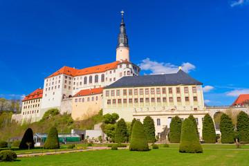 Schloss Weesenstein bei Dresden