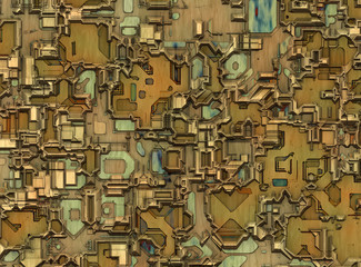 futuristic industrial city abstract backgrounds